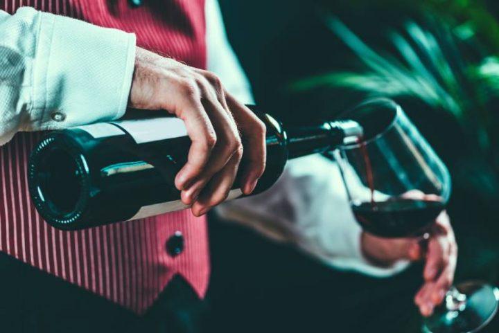 Gouter le vin de garde