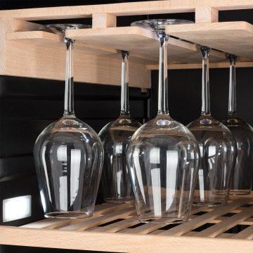 support pour verres klarstein vinovilla