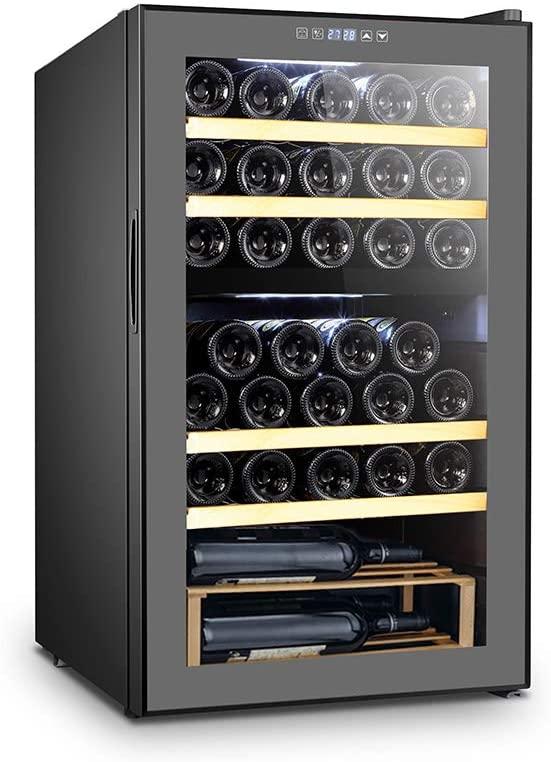 Cave à vin de service La Sommelière LSDZ33: Notre résumé.