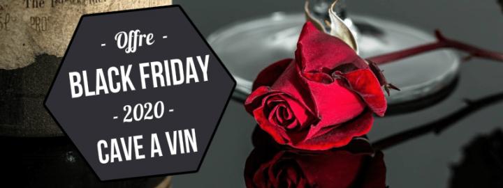 Profitez du black friday pour s'offrir ou offrir une cave à vin !